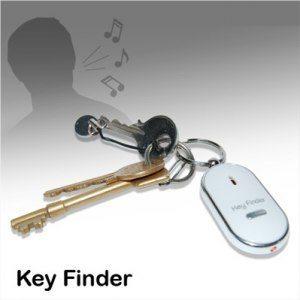 Keyfinder - Nyckelhittare vissla