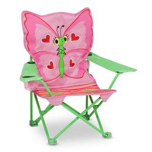 """Kinder-Campingstuhl """"Schmetterling"""""""