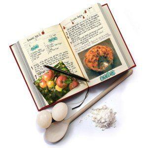 Kokbok för familjerecept