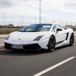 Kör Lamborghini Gallardo – Göteborg