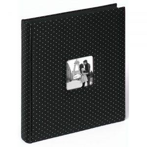 Kvalitativt fotoalbum med strass