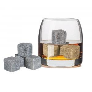 Kylstenar för drinkar - set med 4 st
