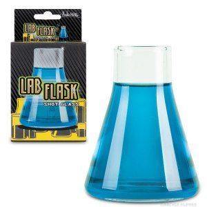 Laboratorium shotglas