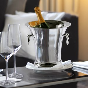 Lyxig champagnekylare
