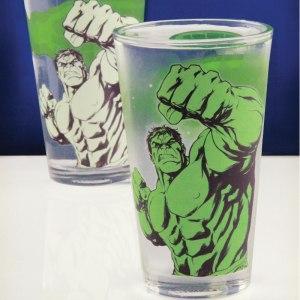 Magiskt glas med Hulken