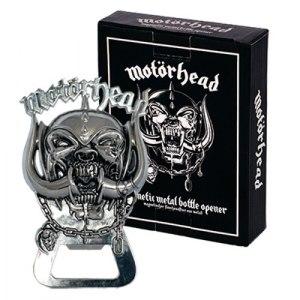 Magnetisk flasköppnare från Motorhead