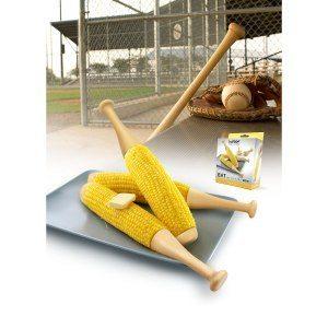 Majskolvshållare i Baseball-design