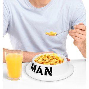 """""""MAN - skålen för storätare"""