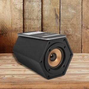 Mega Boombox - Bärbar touch-högtalare