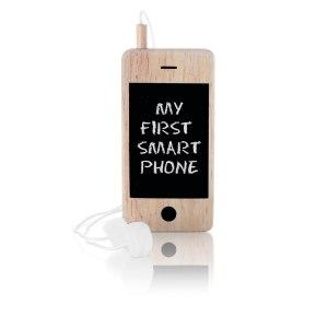 Min första smartphone - Träleksak