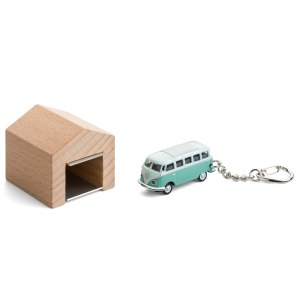 Nyckelring med garage