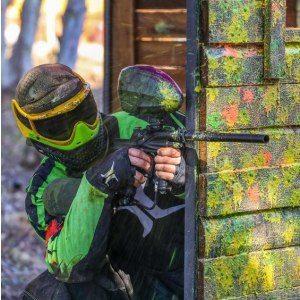 Paintball för 8 personer – Stockholm