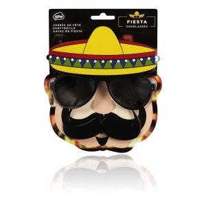 Partyglasögon - Mexikanare