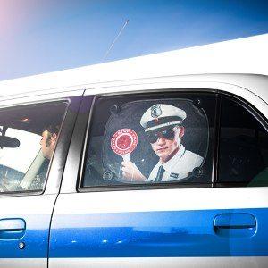 Polizei Solskydd