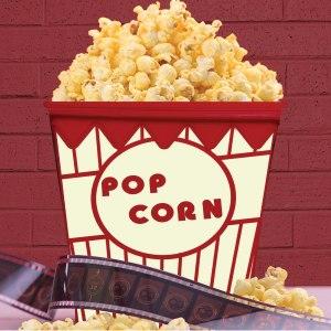 Popcorn maker - för mikrovågsugnen