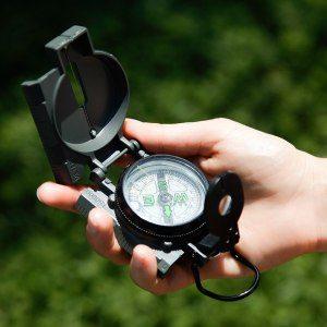 Praktisk kompass