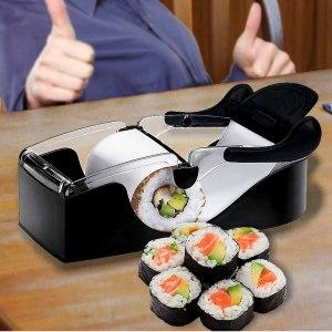 Praktisk sushi-rullare