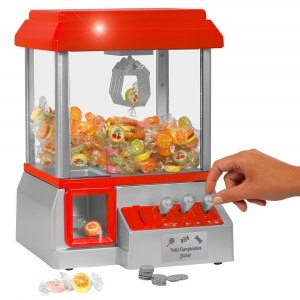 CANDY GRABBER WITH OR WITHOUT PERSONALISATION
