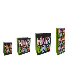 "Presentpåse ""Funny birthday"""