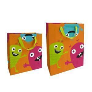 Geschenktüte Little Monsters