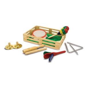 Presentset för barninstrumet