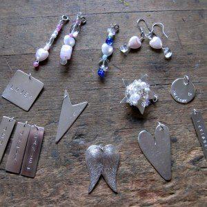 Prova på silversmide - Tools