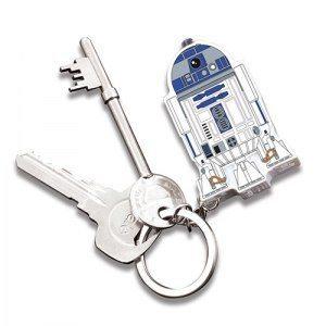 R2D2 Nyckelringslampa