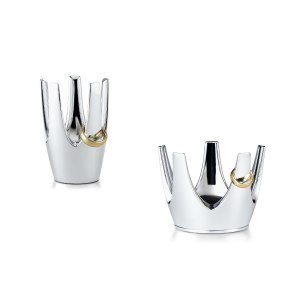 Ring & jewel holder crown