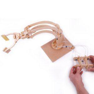 Roboterarm selber bauen