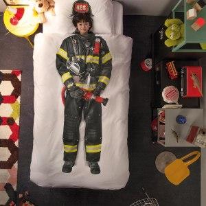 Sängkläder: brandman