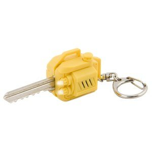 """Schlüsselüberzug """"Motorsäge"""" - mit Sound!"""