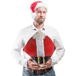 Servetter till julfirandet