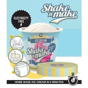 Shake & Make Glassmaskin