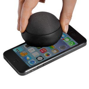 Skärmrengörare för smarta telefoner och surfplattor