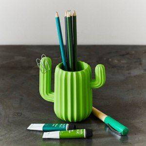 """Skrivbordsorganiserare """"kaktus"""""""