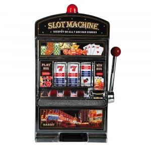Spelautomat XL - den stora sparbössan för spelare