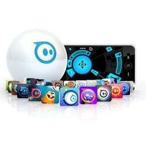 Sphero - Hightech-Ball för smartphones
