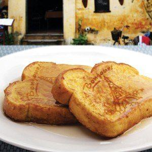 Stämpel för rostat bröd