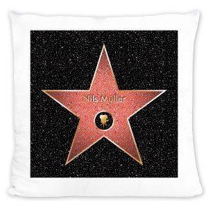 Star of Fame kudde