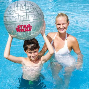 Star Wars Dödsstjärnan badboll