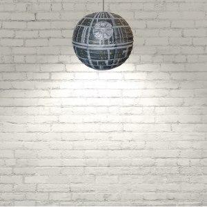"Star Wars: Lampskärm ""Death Star"""