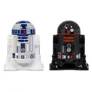 Star Wars Salz-& Pfefferstreuer R2-D2