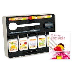 Starter-kit Molekylkök: Cocktails