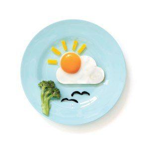 Sunnyside - äggform för en solig start på dagen