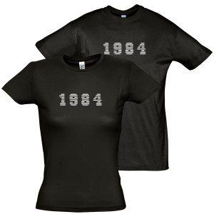 """T-Shirt """"Jahrgang"""""""