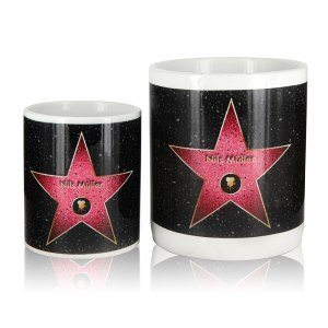 "Tasse ""Star of Fame"""