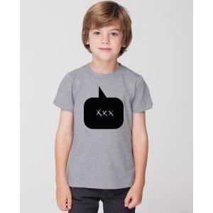 Tafel-T-Shirt für Kinder
