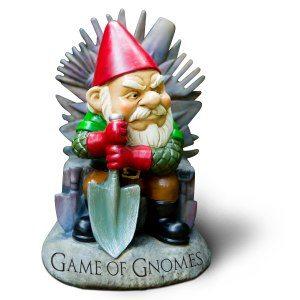 Trädgårdstomte Game of Thrones
