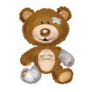 Tröstande björnballong
