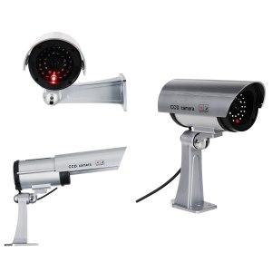 Überwachungskamera-Attrappe